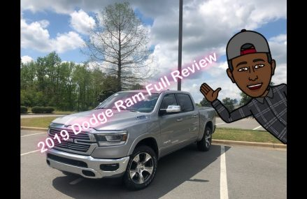 2019 Dodge Ram Laramie In-depth Review/Start up & Test Drive Locally at 41171 Sandy Hook KY