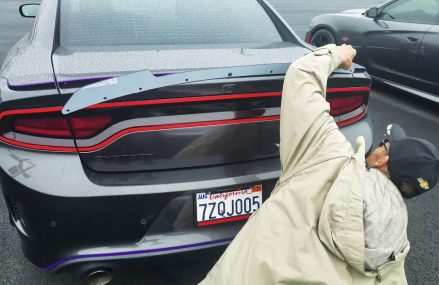 ZL1 Addons custom Charger RT spoiler in 75752 Athens TX