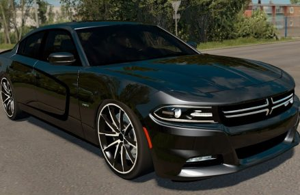 Dodge Charger – Euro Truck Simulator 2 v1.31 [ETS2] Around Zip 67010 Augusta KS