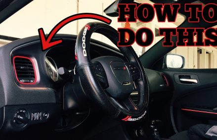 HOW TO PIN STRIPE YOUR INTERIOR RED! Now at 24915 Arbovale WV