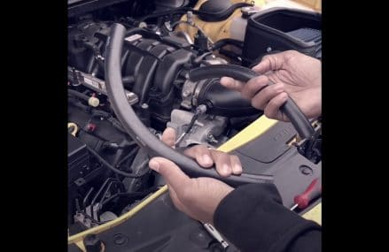How to install a oil catch can for 5.7 charger/challenger (So Easy) at 75002 Allen TX