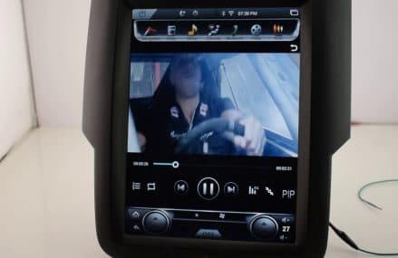 KiriNavi Tesla Style android 7.1 10.4″ car radio gps for dodge ram gps navigation Area Near 14169 Wales Center NY
