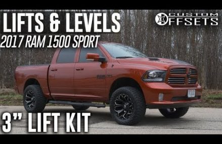 Lifts & Levels: 3″ Rough Country 2017 Ram 1500 Sport Place 20524 Washington DC