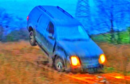 GMC Vs FORD Vs DODGE Car JUMPS! | Mark Freeman #408 Found at 68790 Winside NE