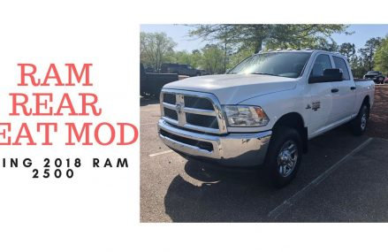 Ram 2500/3500 Rear Seat Mod Locally at 87505 Santa Fe NM