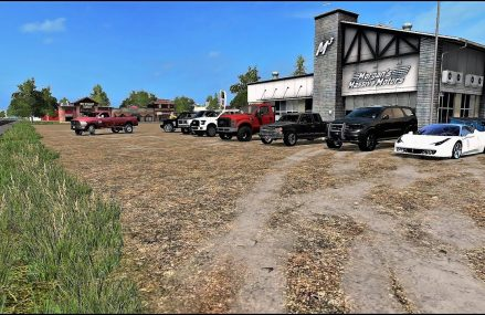 Farming simulator 17- mod spotlight – Dodge ram single cab Local 66871 Waverly KS