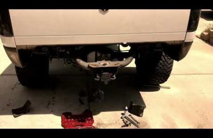 2007 Dodge 2500 MOVE Rear Bumper Install Found at 20442 Washington DC