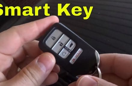 How To Start A Car When The Smart Key Battery Dies Local Area 74085 Yale OK
