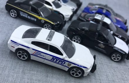 Lamley Vlog, Ep. 20: Working through all the Matchbox Dodge Charger Police in 73716 Aline OK