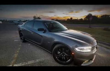Matt's 2016 Dodge Charger R/T Blacktop From 58411 Alfred ND