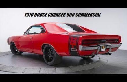 1970 DODGE CHARGER 500 426 HEMI TV COMMERCIAL Near 77523 Baytown TX