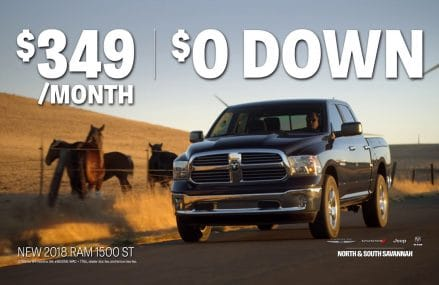 2018 RAM 1500 | Chrysler Dodge Jeep Ram of South Savannah | Hot Deals in City 20530 Washington DC