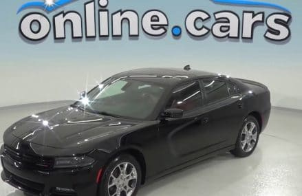 A96678TA Used 2015 Dodge Charger SXT AWD Test Drive, Review, For Sale Now at 13731 Andes NY