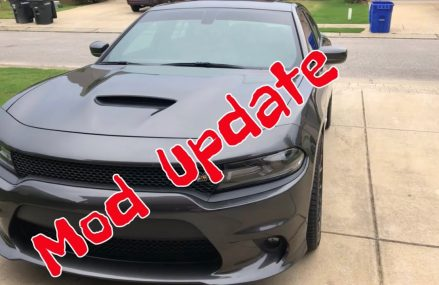 2018 Charger Scatpack modification update.  ✔️ For 99791 Atqasuk AK