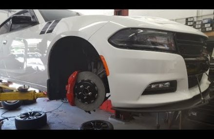 Project Brembo Upgrade Part 1 Local Area 42120 Adolphus KY