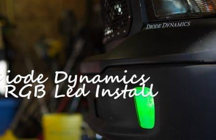 2015 Ram Modifications RGB LED Fog lights at 50595 Webster City IA