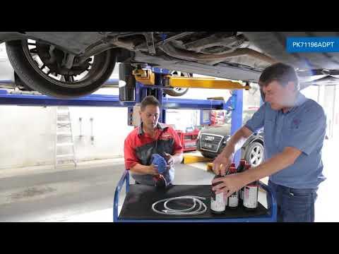 Matco QUICKFLOW TRANSMISSION REFILL ADAPTER KIT-PK71196ADPT Dodge Ram Zf Power Steering Pump