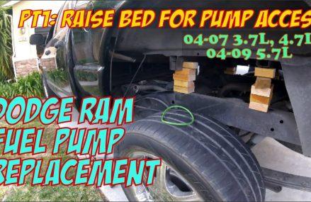 Dodge Ram fuel pump pt 1 From 61377 Wenona IL