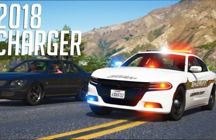 LSPDFR – Day 779 – 2018 Dodge Charger Pursuit From 30341 Atlanta GA