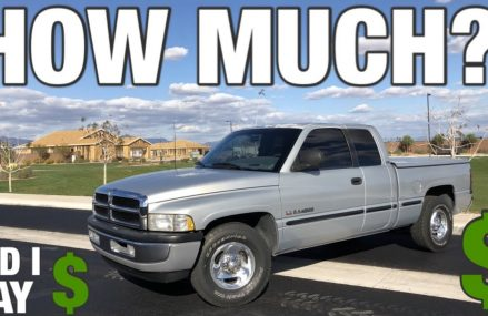 HOW MUCH?! Plus 3 BEST MODS For your 2nd Gen RAM – 1998 Dodge Ram 1500 from a Dealership for WHAT $? Local Area 76472 Santo TX