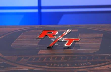 Dodge Ram Mopar Grille Emblem R/T Red 2009-2018 Zip Area 5158 Westminster VT