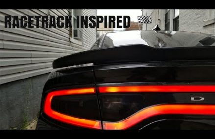 Dodge Charger Racetrack Inspired Tail Light Design Local Area 23017 Bellamy VA