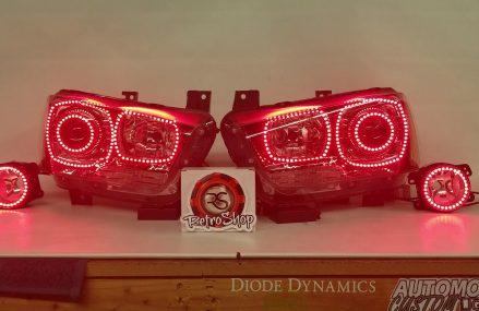 Custom Dodge Charger (11-14) Headlights For 80510 Allenspark CO