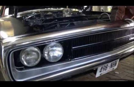 Dodge charger 1970 headlight motor Now at 91003 Altadena CA