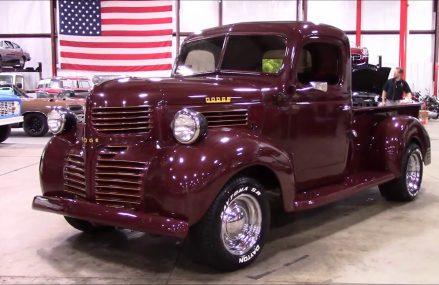 1945 Dodge Pickup Found at 13696 West Stockholm NY
