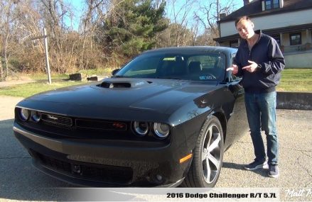 Review: 2016 Dodge Challenger R/T Shaker 5.7L For Lodi 75564 TX