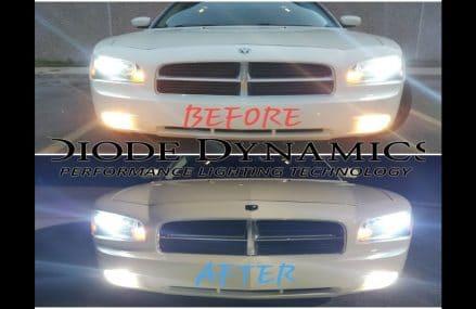 Diode Dynamics Fog Lights 2006-2010 Charger R/T ✔ Around Zip 22245 Arlington VA