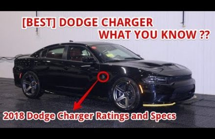 [BEST] 2018 Dodge Charger Ratings and Specs Now at 76001 Arlington TX