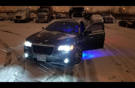 Chrysler 300 led headlights and Fogs install. (Plug and Play) Near 96008 Bella Vista CA