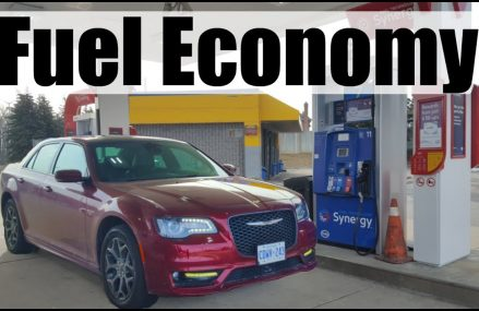 2018 Chrysler 300 – Fuel Economy MPG Review + Fill Up Costs Around Zip 41105 Ashland KY