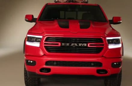 NEW 2018 // Ram 1500 MOPAR Accessories Near 98158 Seattle WA