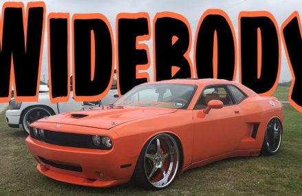 WIDEBODY DODGE CHALLENGER FULLY CUSTOM Within Zip 80101 Agate CO