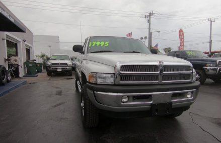 For Sale! 2001 Dodge Ram 2500 SLT Laramie 4×4 www.BigBoyRides.com AKA FLdieselHQ Place 7983 Whippany NJ