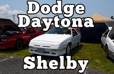 1990 Dodge Daytona Turbo Shelby: Walk-Around in 58711 Antler ND