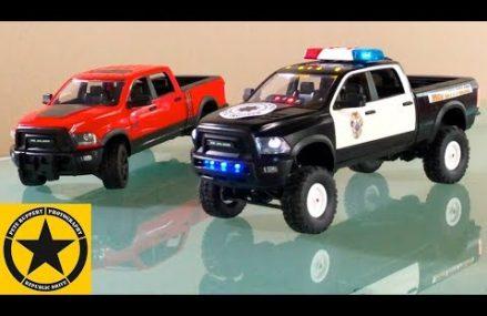 BRUDER Dodge RAM POLICE v BRUDER Pickup Area Code 99688 Willow AK