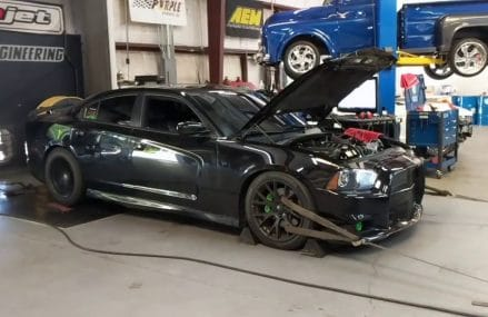 PROCHARGER DODGE CHARGER SRT8 ON THE DYNO Local Area 33744 Bay Pines FL