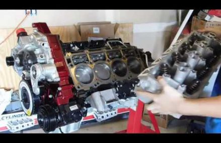 The 2013 5.7L HEMI Engine Build part ( 15 ) at 46702 Andrews IN