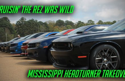 Cruisin' the Rez was WILD | Mississippi HeadTurners TAKEOVER From 77703 Beaumont TX