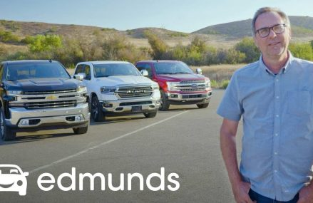 Ford F-150, Ram 1500 and Chevy Silverado: Battle for Pickup Truck Supremacy | Edmunds Video Area Near 95111 San Jose CA