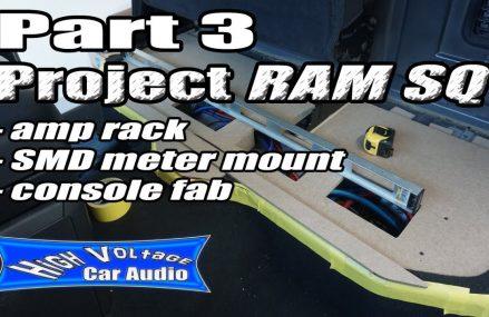 PART 3 – JL AUDIO SQ BUILD IN 2011 DODGE RAM 1500 Local 76799 Waco TX