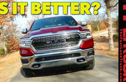 TFL Exclusive! 2019 Ram 1500: Top 10 Significant Changes Inside & Out Local 68466 Wymore NE