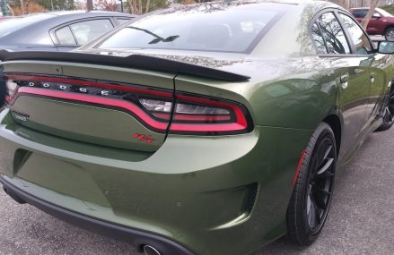 2018 Dodge Charger R/T Scatpack🐝Dyn/Pkg🎨F8 Green Now at 48705 Barton City MI