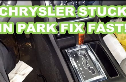 CHRYSLER 300 STUCK IN PARK FIX FAST! wont shift dodge charger magnum Near 79003 Allison TX