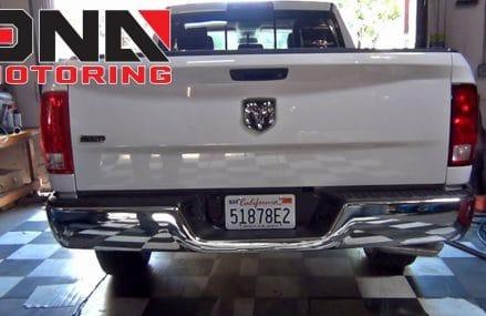 DNA Motoring 09-17 Dodge Ram Tail Lights Installation Locally at 14572 Wayland NY