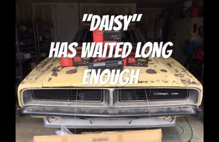 """""""Daisy"""" the blown 1,000hp drift 1969 Dodge Charger is back to being built, quick update For 83128 Alpine WY"""