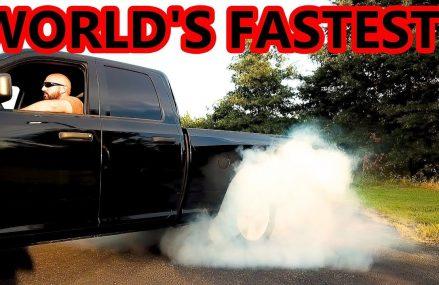 Worlds Fastest NA Dodge Ram Four Door 4×4 1500 Truck Found at 38390 Yuma TN